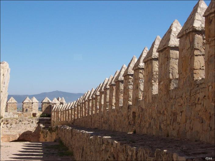 Muro del castillo