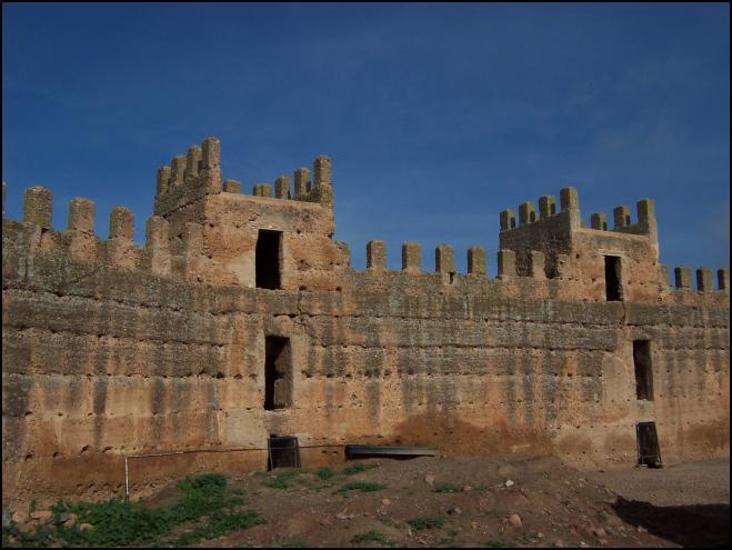 Castillo de burgalimar en ba os de la encina jaen - Castillo de banos de la encina ...
