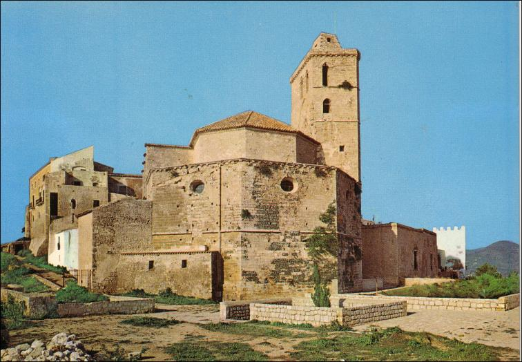 La Catedral de Ibiza