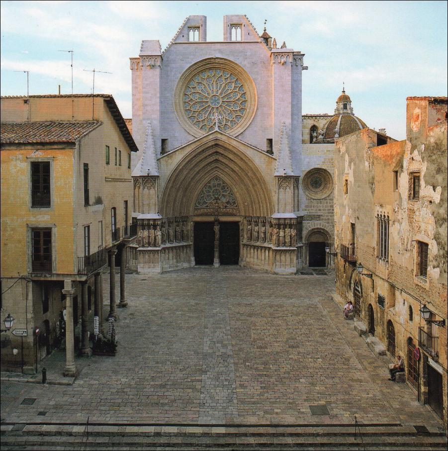 Catedrales góticas de España - ThingLink