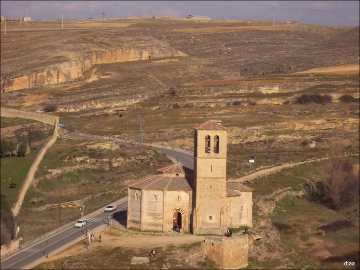 Conoced algo de Castilla la Vieja y Nueva. Iglesiadelaveracruziglesia02