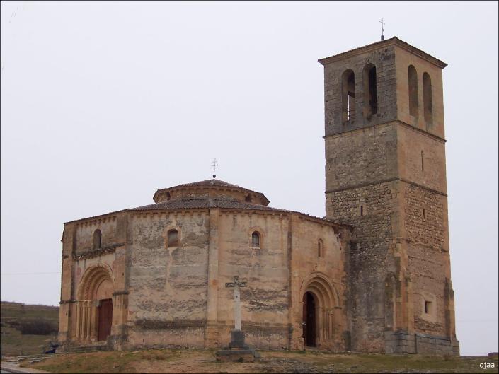 Conoced algo de Castilla la Vieja y Nueva. Iglesiadelaveracruziglesia05