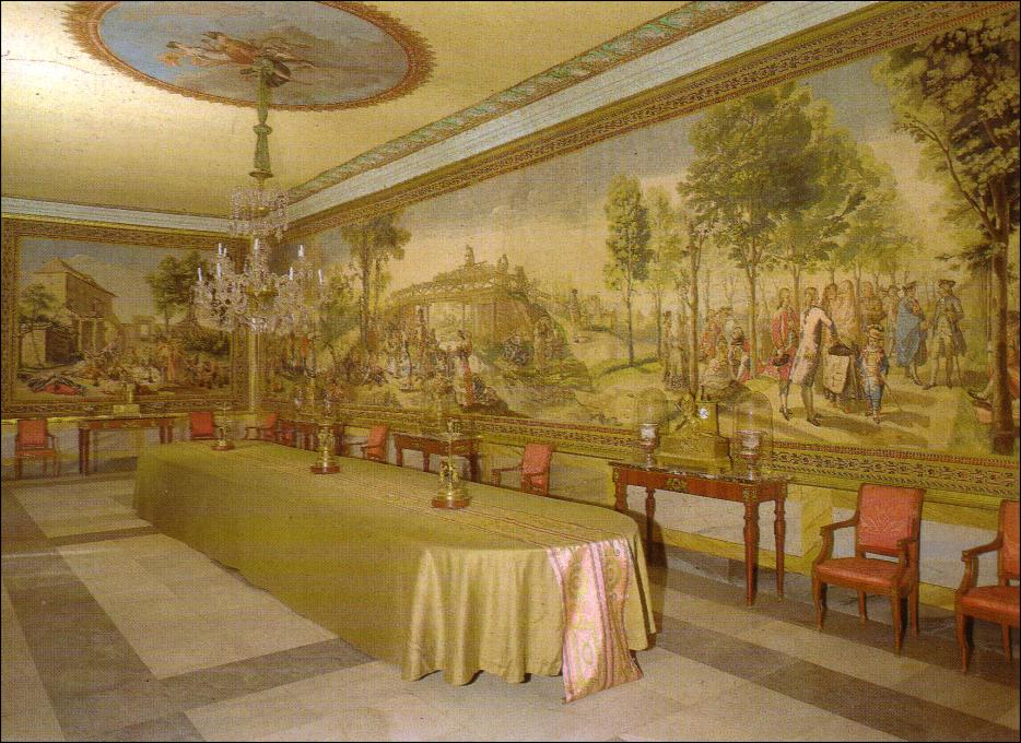 Muebles de salon madrid