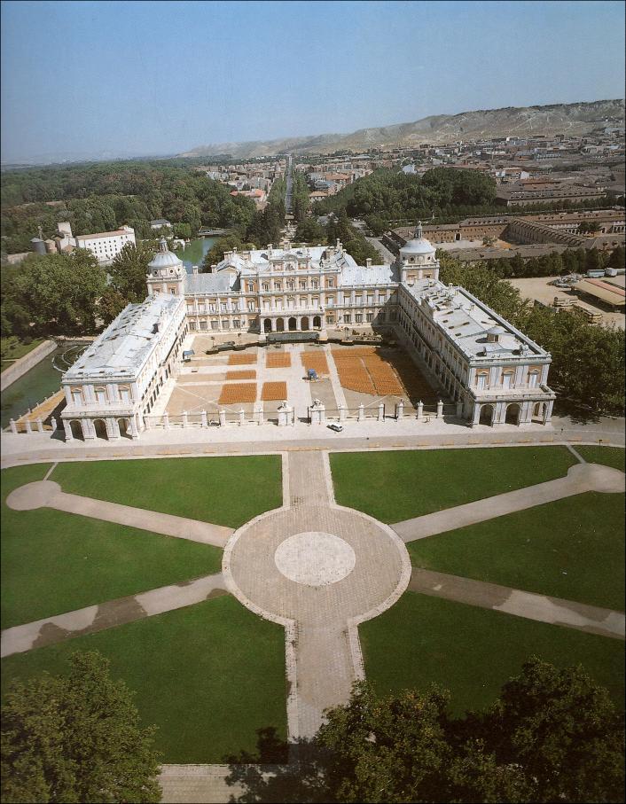 Alma aranjuez madrid y su historia for Aranjuez palacio real y jardines