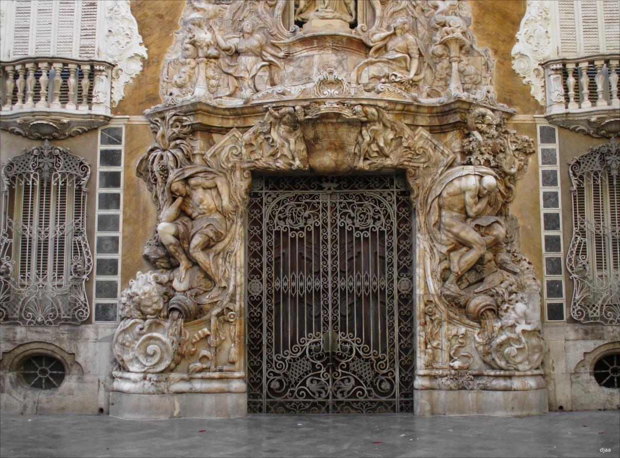 Resultado de imagen de palacio marques de dos aguas