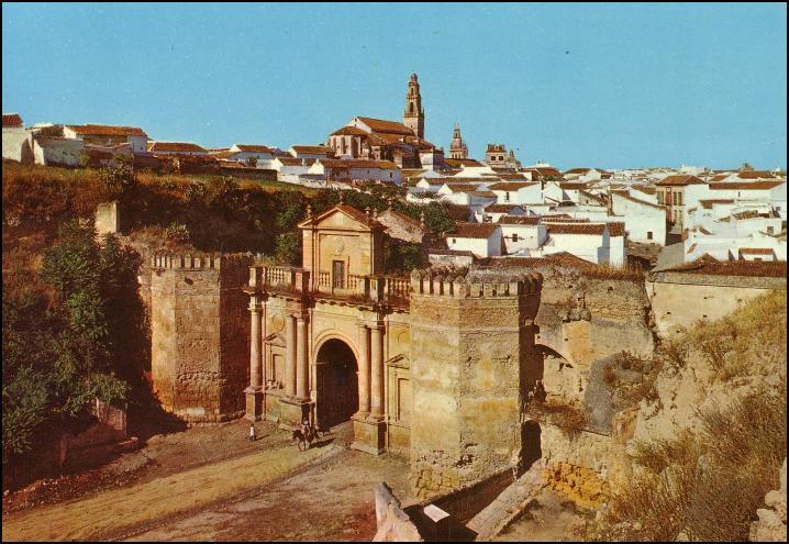 Carmona sevilla for Puerta de sevilla carmona