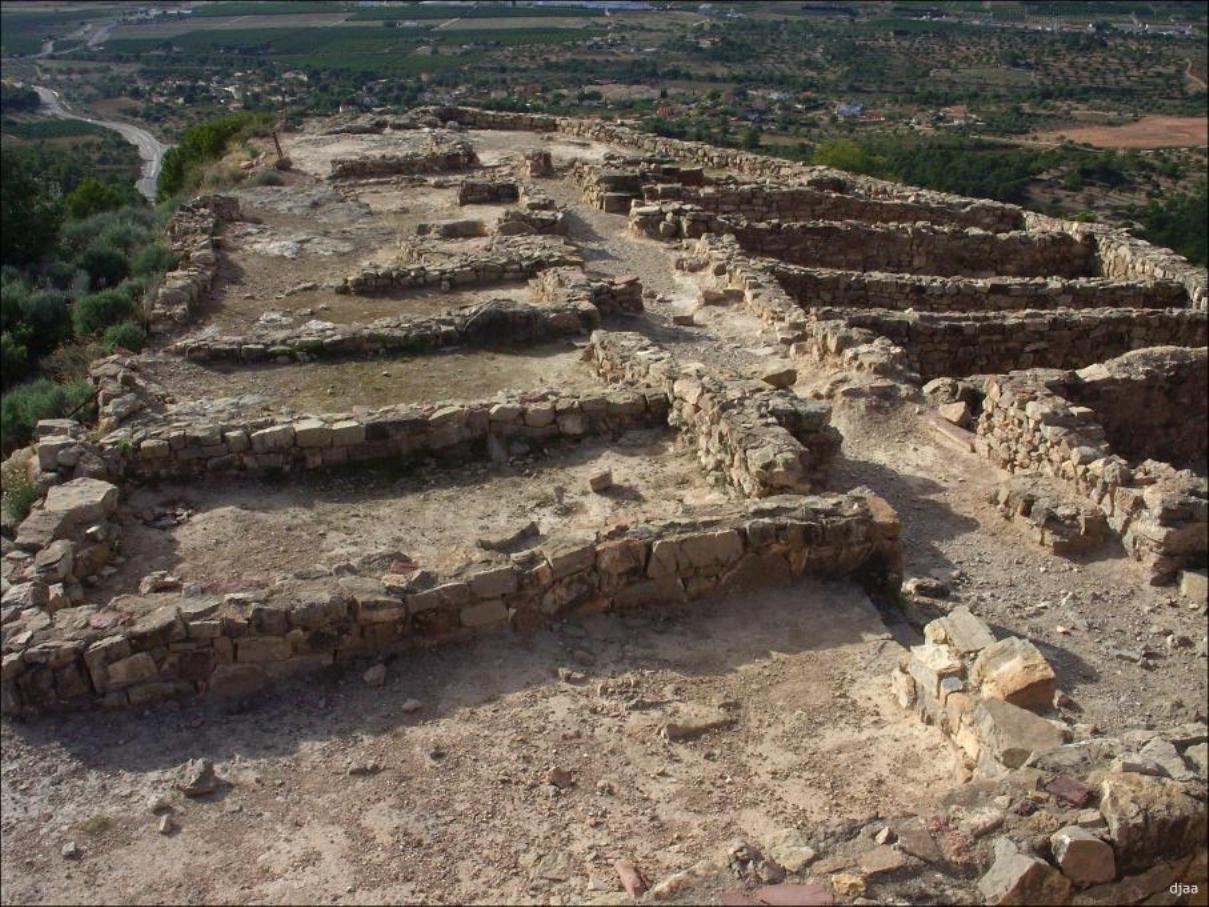 Resultado de imagen de yacimientos arqueológicos valencianos,