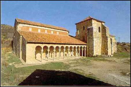 El arte moz rabe o de repoblaci n don quijote for Arquitectura mozarabe