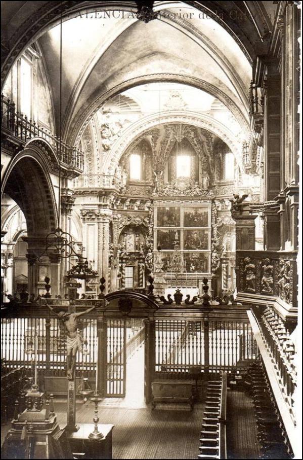 Fotos antiguas de la catedral de valencia for Fotos antiguas de valencia