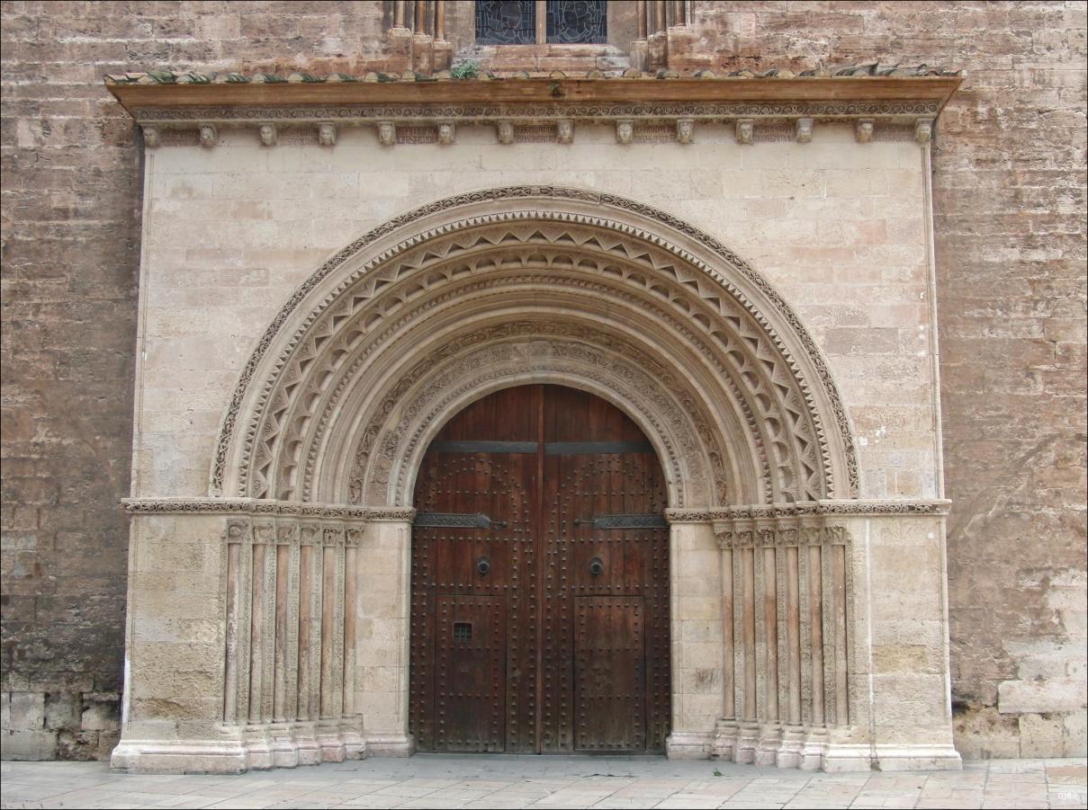 La porta dels lleidatans catedral de val ncia for Puerta 0 palau blaugrana