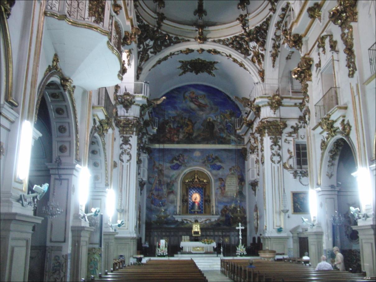 Iglesia de nuestra se ora del pilar - Azulejos el pilar ...