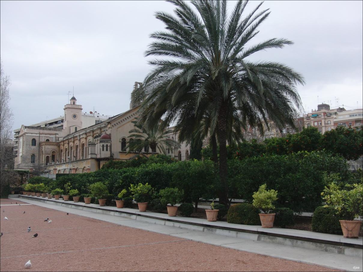 Jardines de las hesperides for Jardin de las hesperides valencia