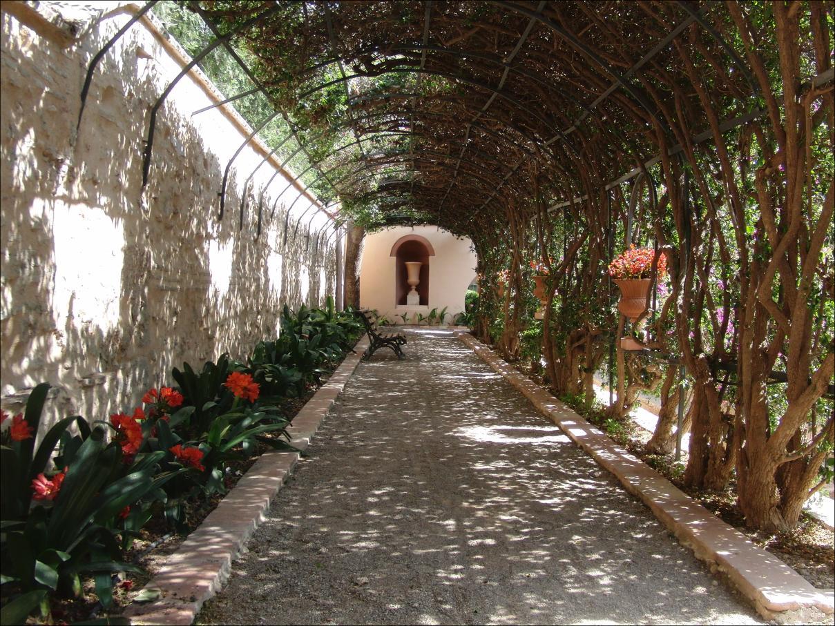 Jardines de monforte for Jardines de monforte