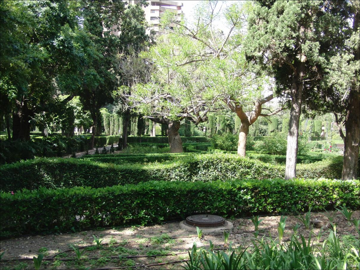 Jardines de monforte for Jardines de monforte valencia
