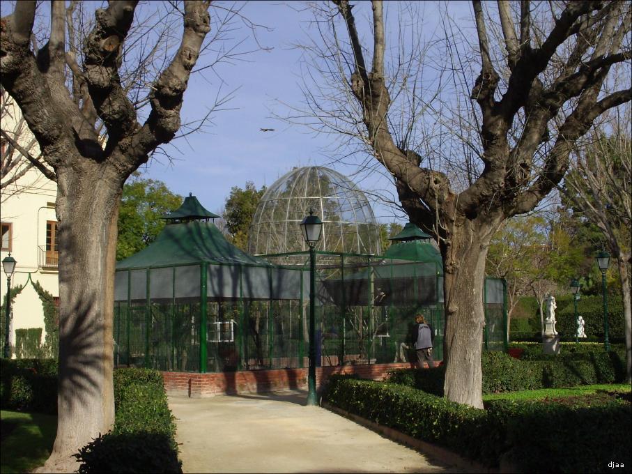 Jardines de los viveros o del real for Viveros valencia