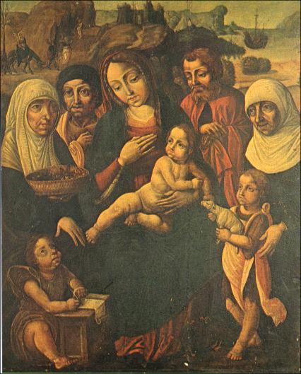 VALENCIA - MUSEO DEL PATRIARCA