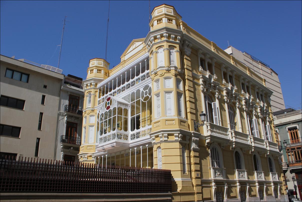 Bankinter valencia pintor sorolla 24 creditofeedra for Cajamar oficinas valencia