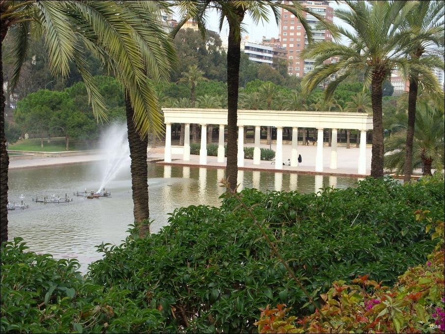 Palau de la musica for Jardines del palau