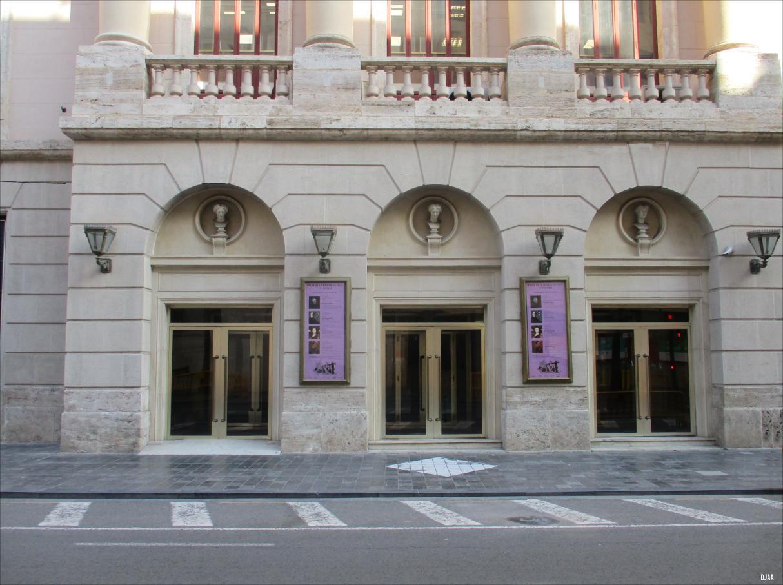 Teatro principal for Teatro principal valencia